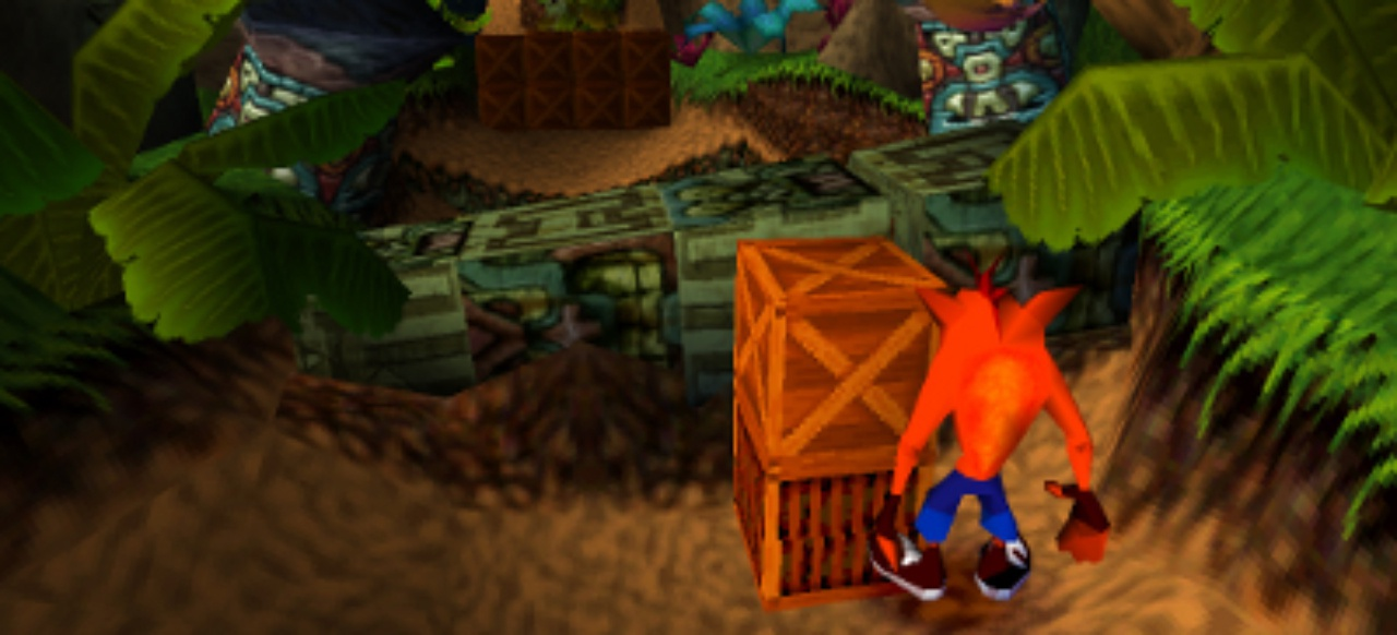 Crash Bandicoot  (Plattformer) von Sony
