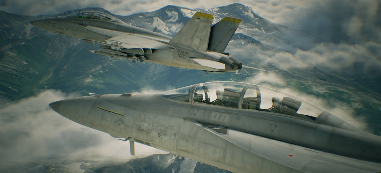 Ace Combat 7: Skies Unknown (Arcade-Action) von Bandai Namco Entertainment