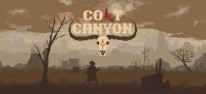 Colt Canyon: Twin-Stick-Shooter im wilden Pixel-Western