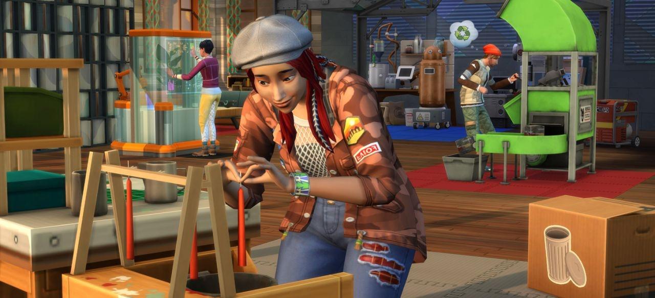 Die Sims 4: Nachhaltig leben (Simulation) von Electronic Arts