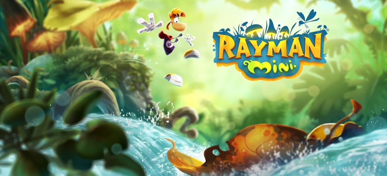 Rayman Mini (Geschicklichkeit) von Ubisoft