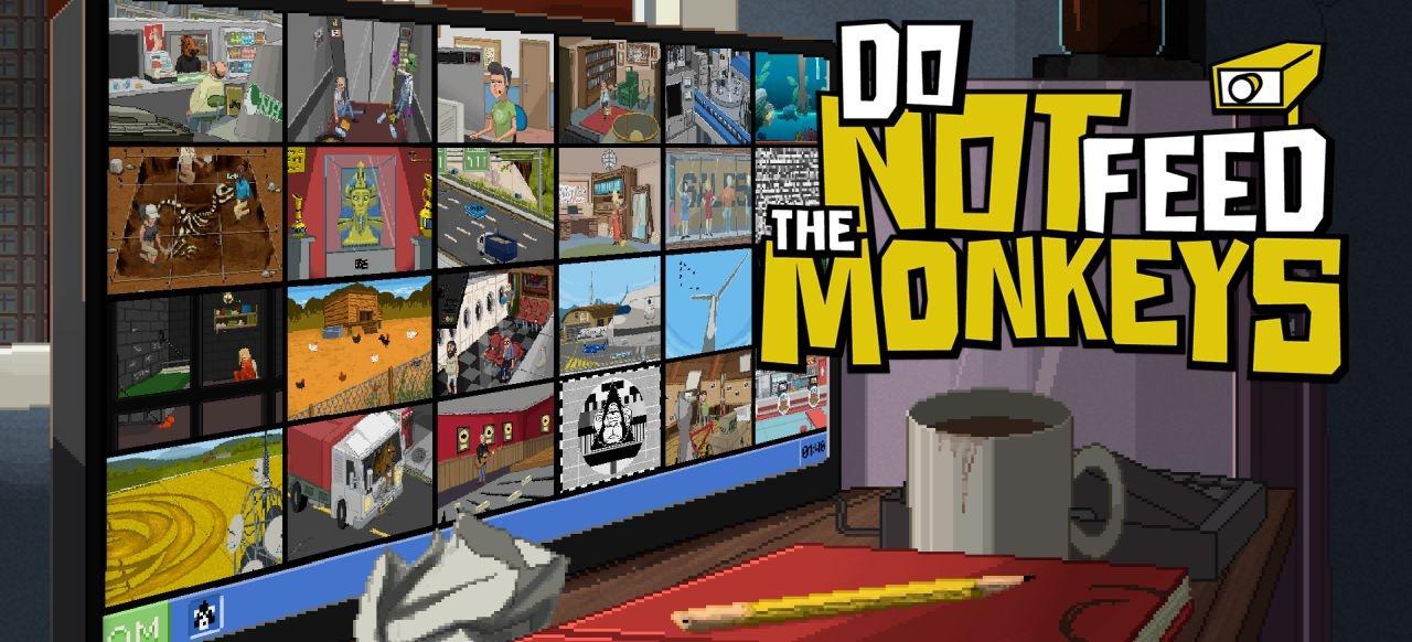 Do Not Feed the Monkeys (Simulation) von Alawar Premium / BadLand Publishing