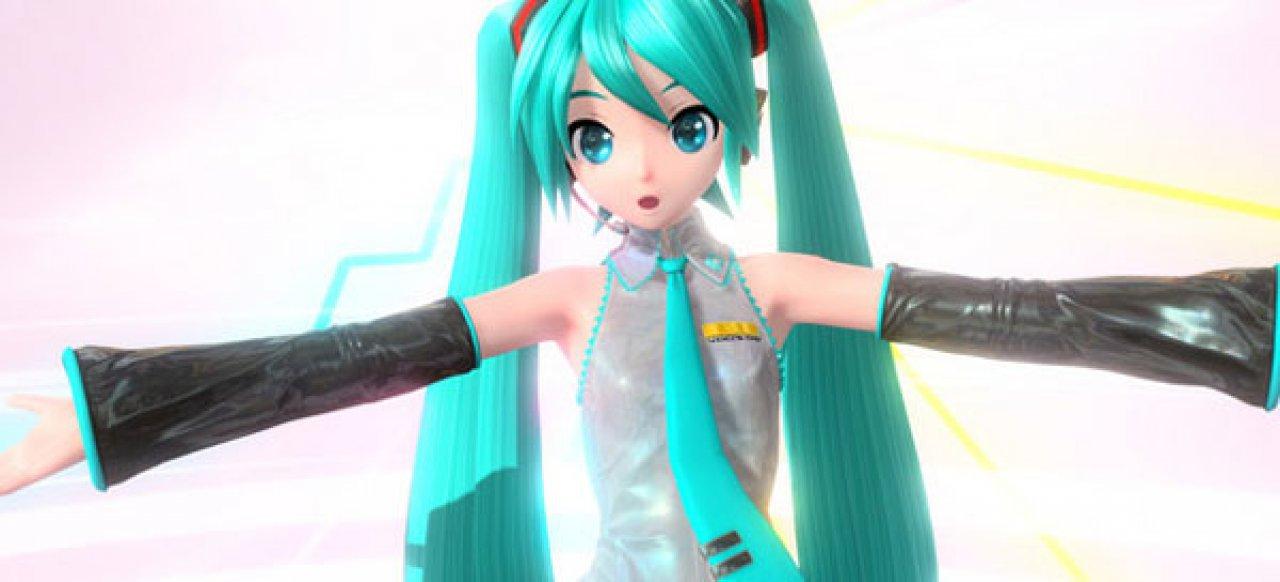 Hatsune Miku: Project Diva - Future Tone (Geschicklichkeit) von SEGA