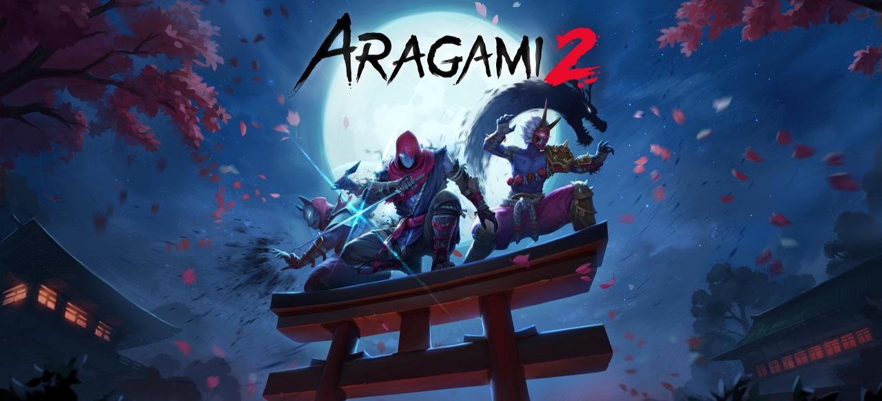 Aragami 2 (Action-Adventure) von Lince Works / Merge Games