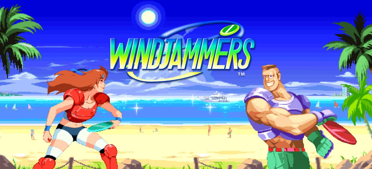 Windjammers (Sport) von Dotemu