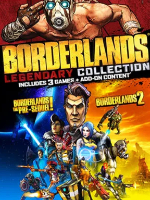 Alle Infos zu Borderlands Legendary Collection (Switch)