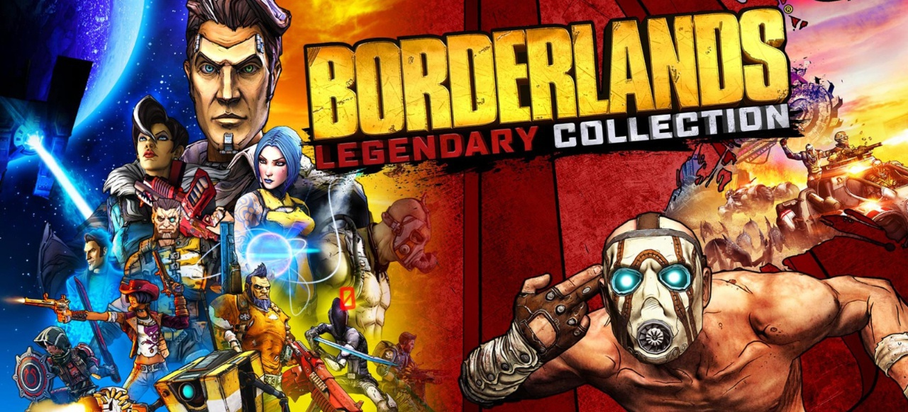 Borderlands Legendary Collection (Shooter) von 2K Games