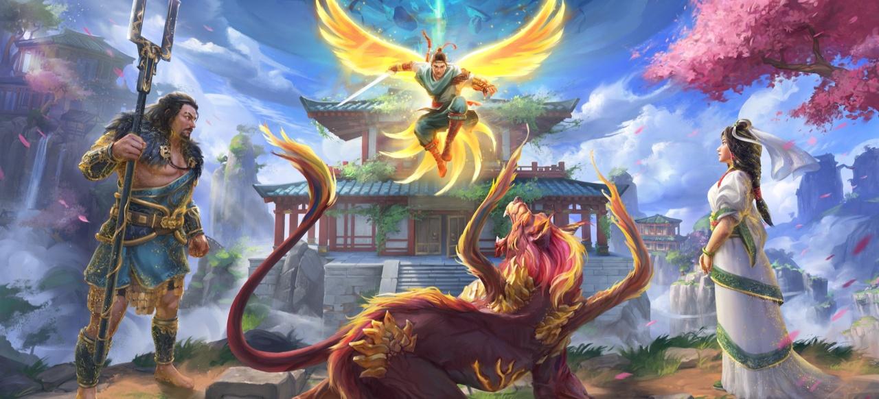 Immortals Fenyx Rising: Mythen aus dem Reich des Ostens (Action-Adventure) von Ubisoft