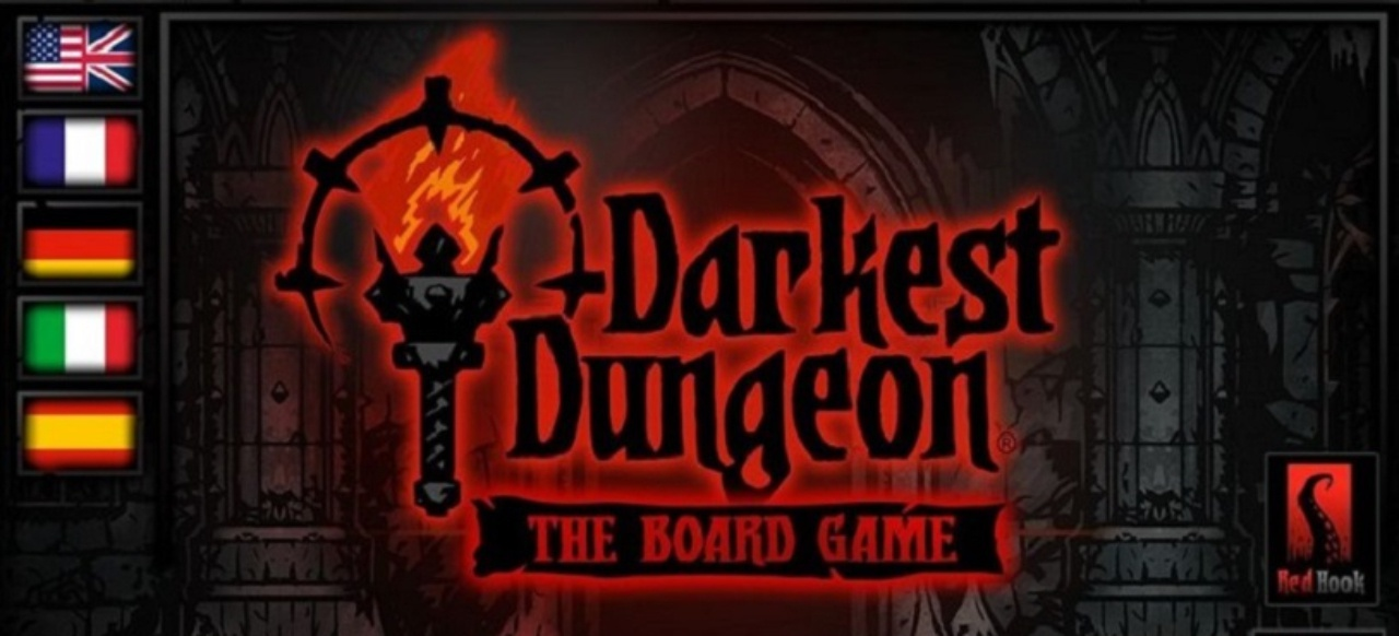 Darkest Dungeon: The Board Game (Brettspiel) von Mythic Games