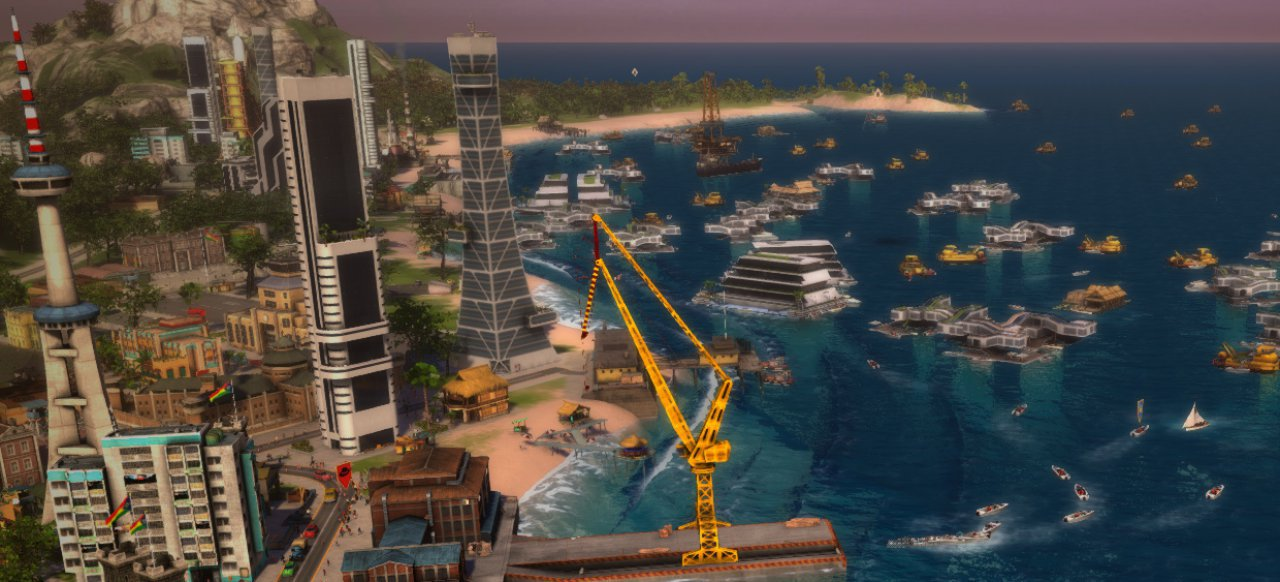 Tropico 5: Waterborne (Taktik & Strategie) von Kalypso Media