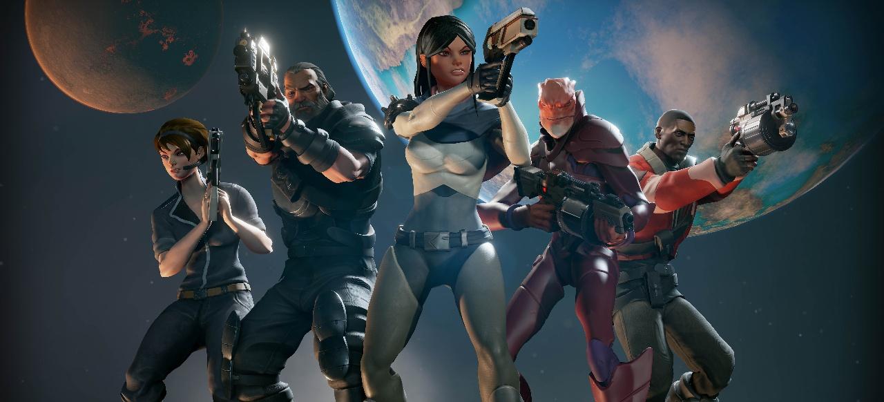 From Other Suns (Action-Adventure) von Gunfire Games