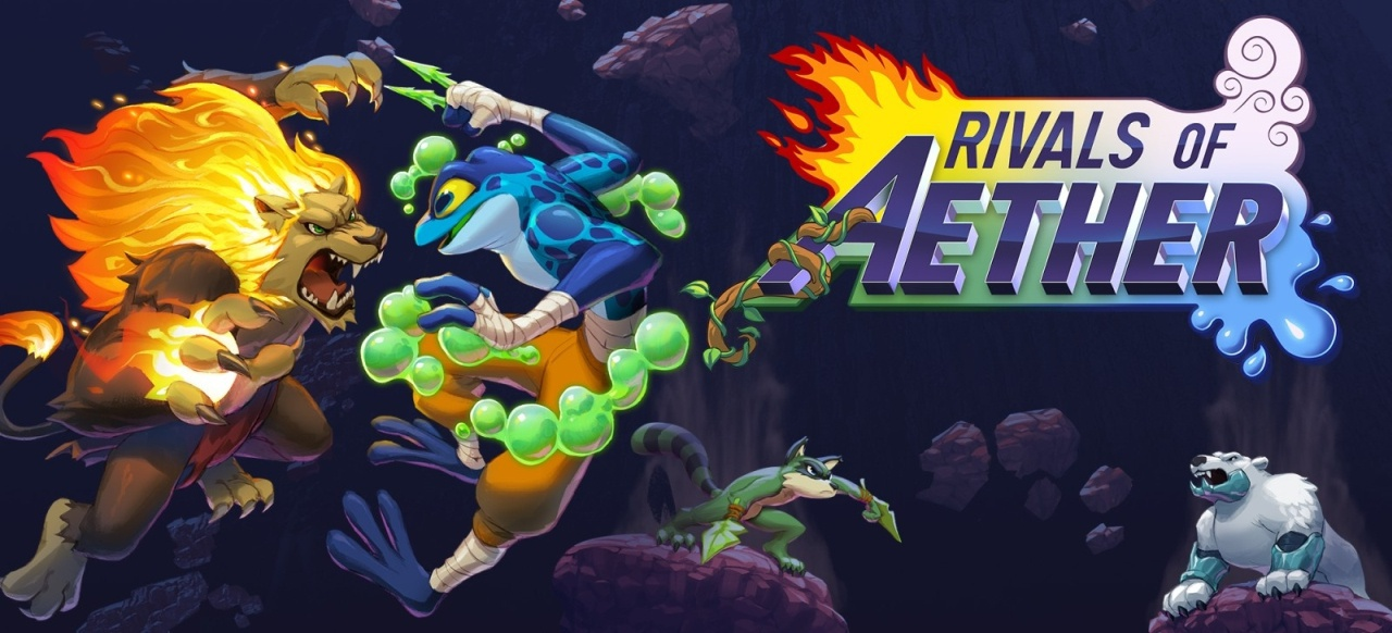 Rivals of Aether (Action) von Dan Fornace