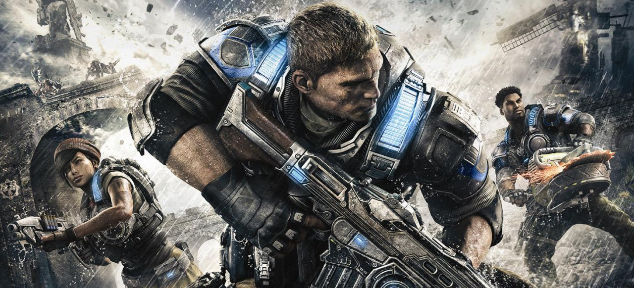 Gears of War 4 (Shooter) von Microsoft