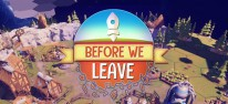 Before We Leave: Kampfloses Aufbauspiel im Epic Games Store veröffentlicht