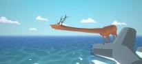 DEEEER Simulator: Rabiate Hirsche mischen den Early Access auf