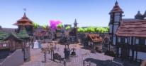 Gedonia: Ambitioniertes Open-World-Rollenspiel galoppiert in den Early Access