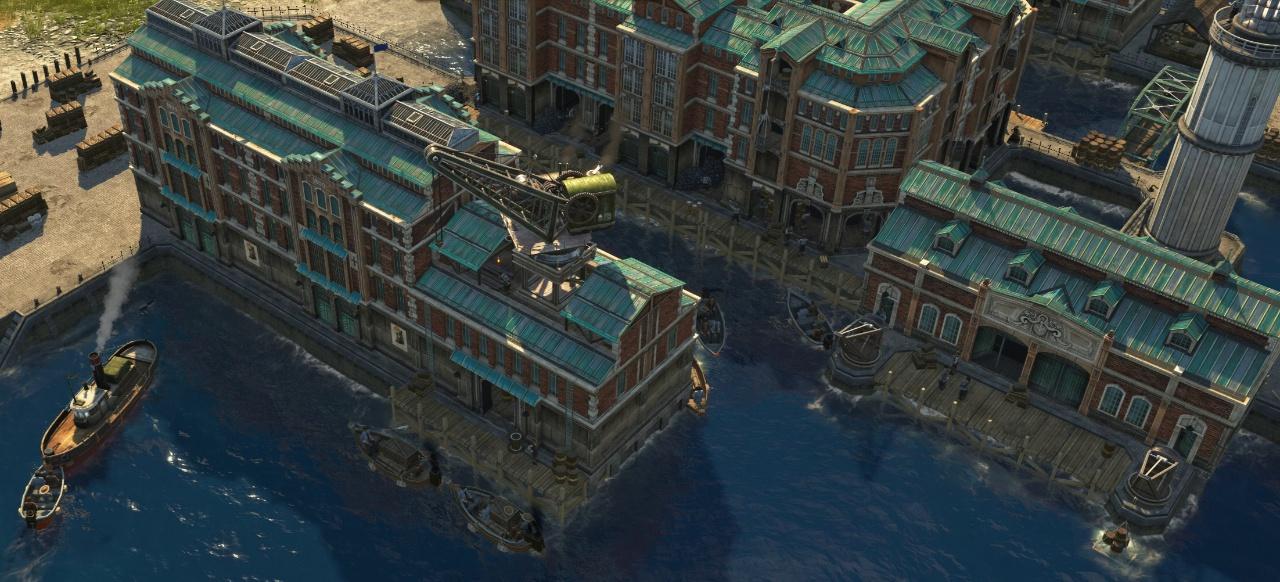 Anno 1800: Speicherstadt (Taktik & Strategie) von Ubisoft