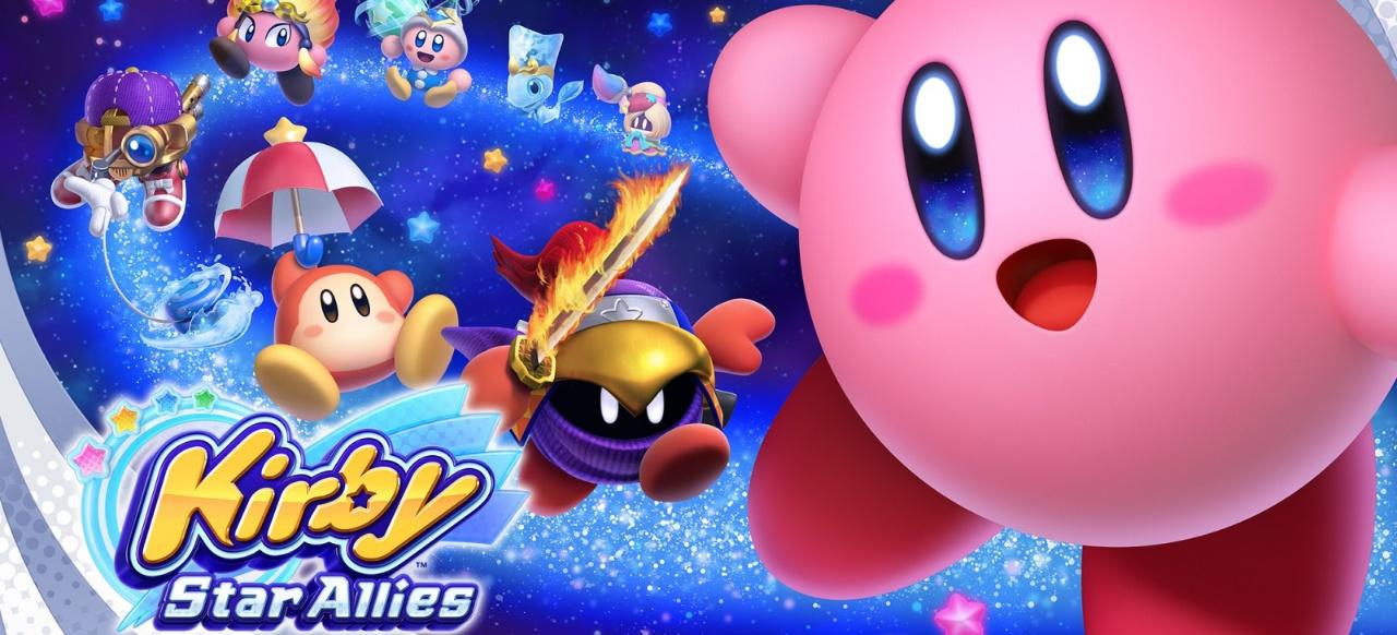 Kirby Star Allies (Plattformer) von Nintendo