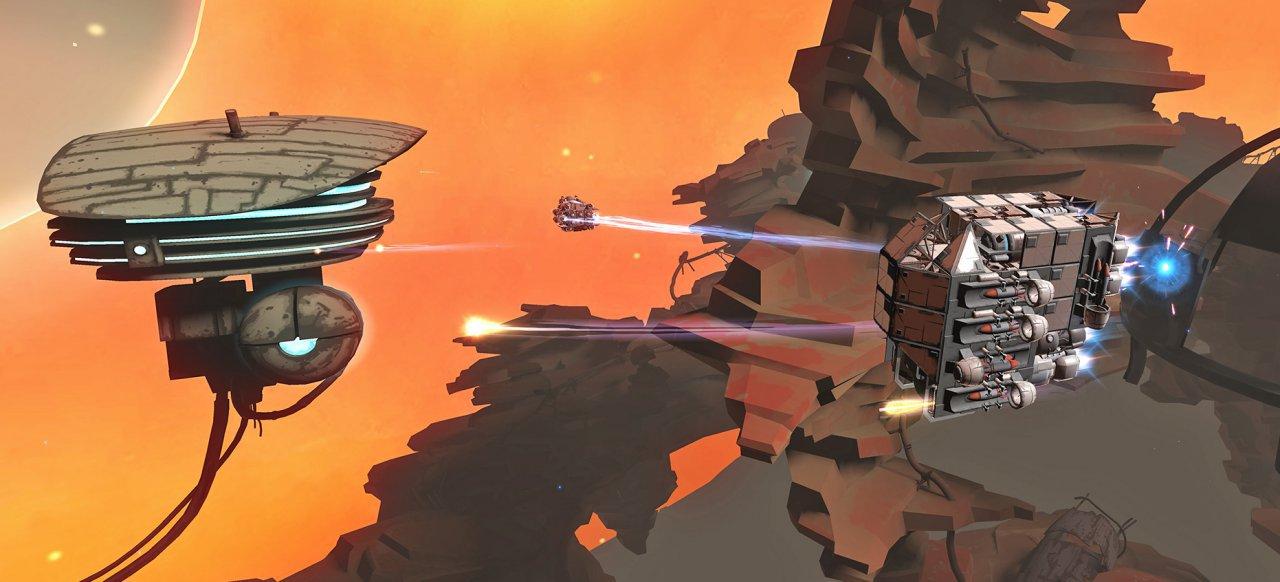 Galactic Junk League (Shooter) von Pixel Federation