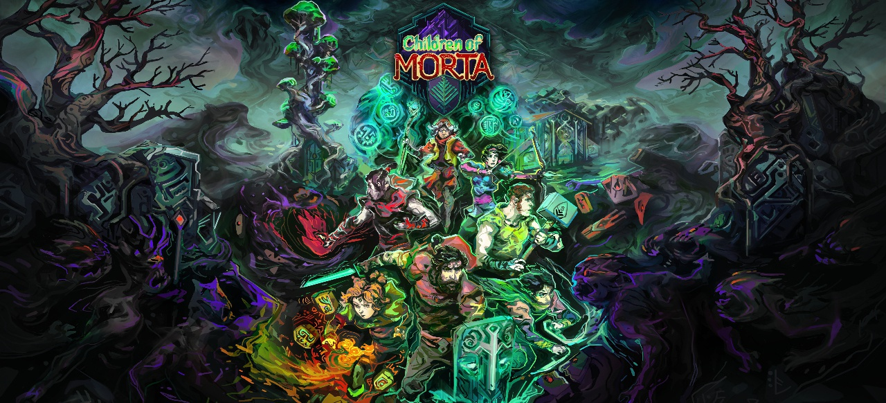 Children of Morta (Rollenspiel) von 11 bit studios / Merge Games