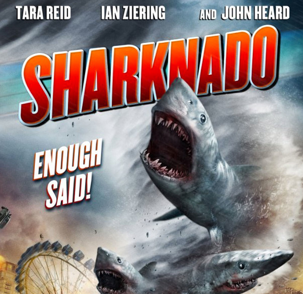 Alle Infos zu Sharknado: The Video Game (iPad,iPhone)