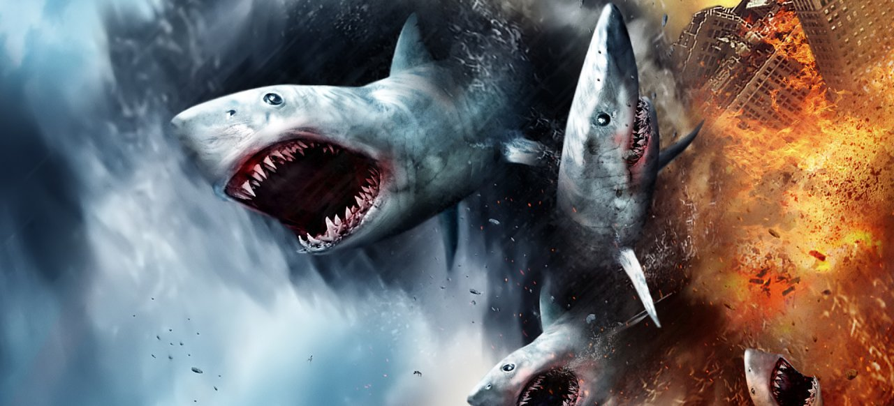 Sharknado: The Video Game (Plattformer) von Majesco Entertainment