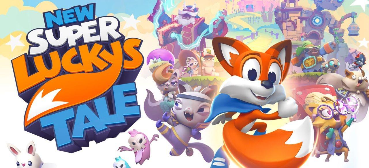 New Super Lucky's Tale (Geschicklichkeit) von Playful Studios / PQube