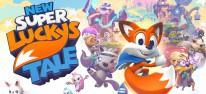 New Super Lucky's Tale: Der ehemalige VR-Fuchs hüpft auf die Switch