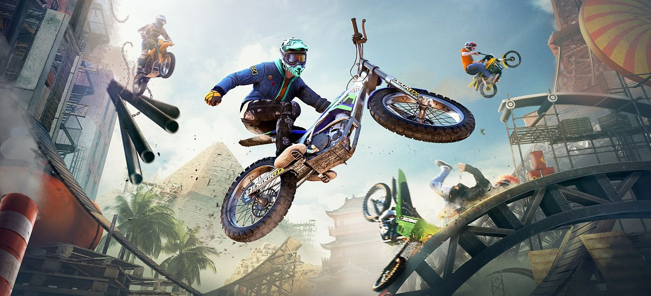 Trials Rising (Arcade-Action) von Ubisoft