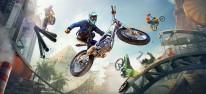 Trials Rising: Crash & Sunburn: Zweite Erweiterung für die Motorrad-Stunt-Action angekündigt