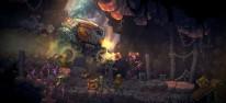 Zombotron: 2D-Zombie-Action für PC im Anmarsch