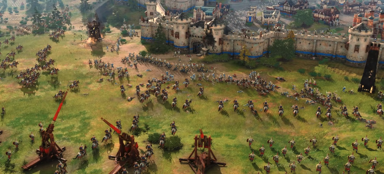 Age of Empires 4 (Taktik & Strategie) von Microsoft