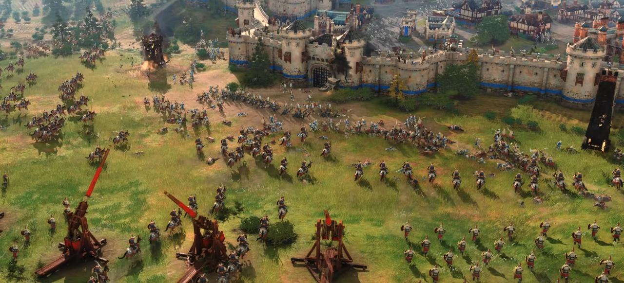 Age of Empires 4 (Taktik & Strategie) von Microsoft