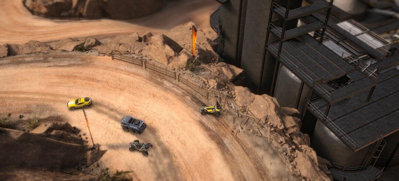 Mantis Burn Racing (Rennspiel) von VooFoo Studios