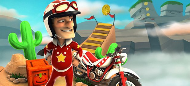 Joe Danger Infinity (Plattformer) von Hello Games