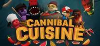 Cannibal Cuisine: Arcade-Kochwettbewerb mit kuriosen Zutaten für PC und Switch gestartet