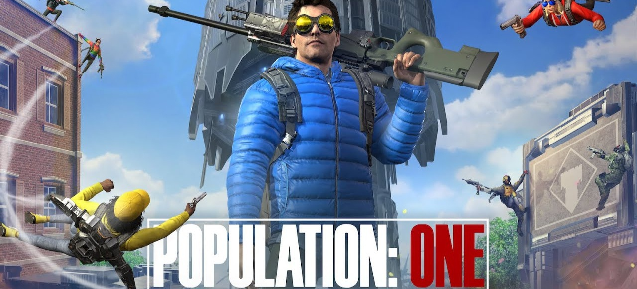 Population: One (Shooter) von Big Box VR