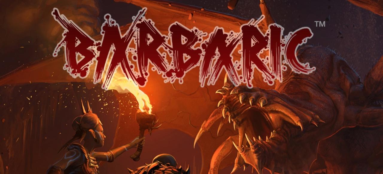 Barbaric (Rollenspiel) von Ignited Artists INC.