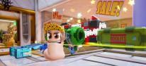 Worms Rumble: Team 17 setzt bei neuem Teil auf Echtzeit-Kämpfe und Battle Royale, Beta im Juli