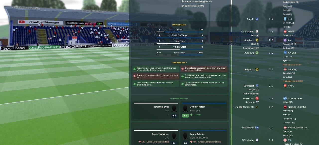 Football Manager 2018 (Sport) von SEGA