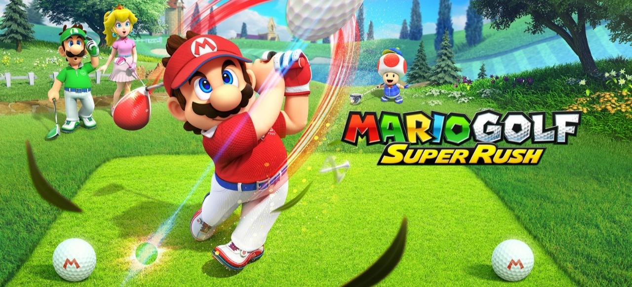 Mario Golf: Super Rush (Sport) von Nintendo
