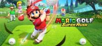 Mario Golf: Super Rush: Überblick-Trailer: Spielmodi, Steuerung, Golfbahnen und Charaktere