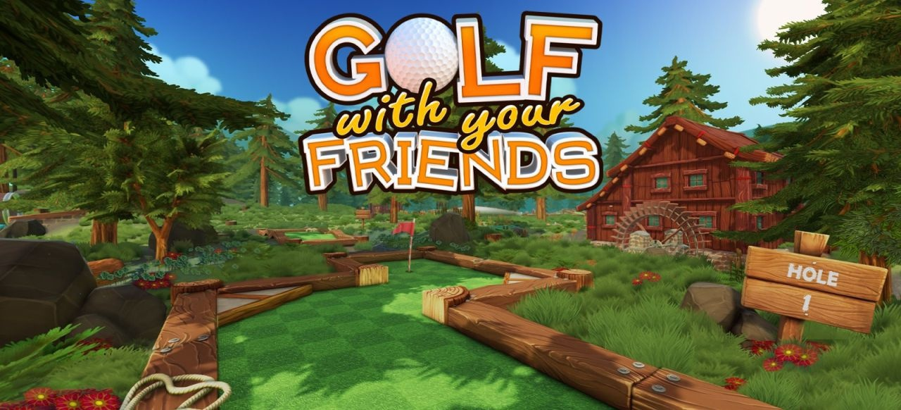 Golf With Your Friends (Musik & Party) von Team17 Digital