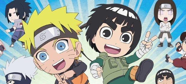 Naruto: Powerful Shippuden (Action-Adventure) von Namco Bandai