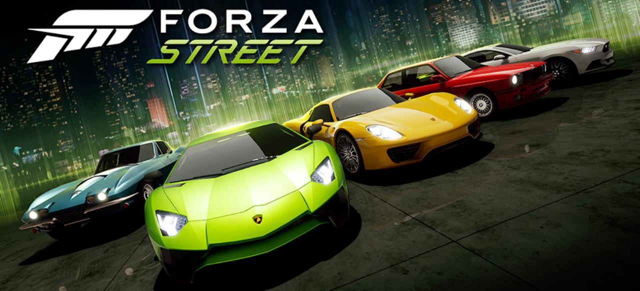 Forza Street (Rennspiel) von Microsoft