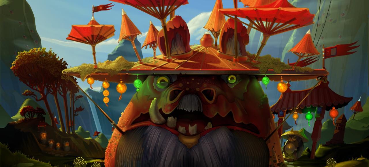 Bow to Blood (Arcade-Action) von Tribetoy