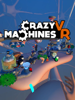 Alle Infos zu Crazy Machines VR (VirtualReality)