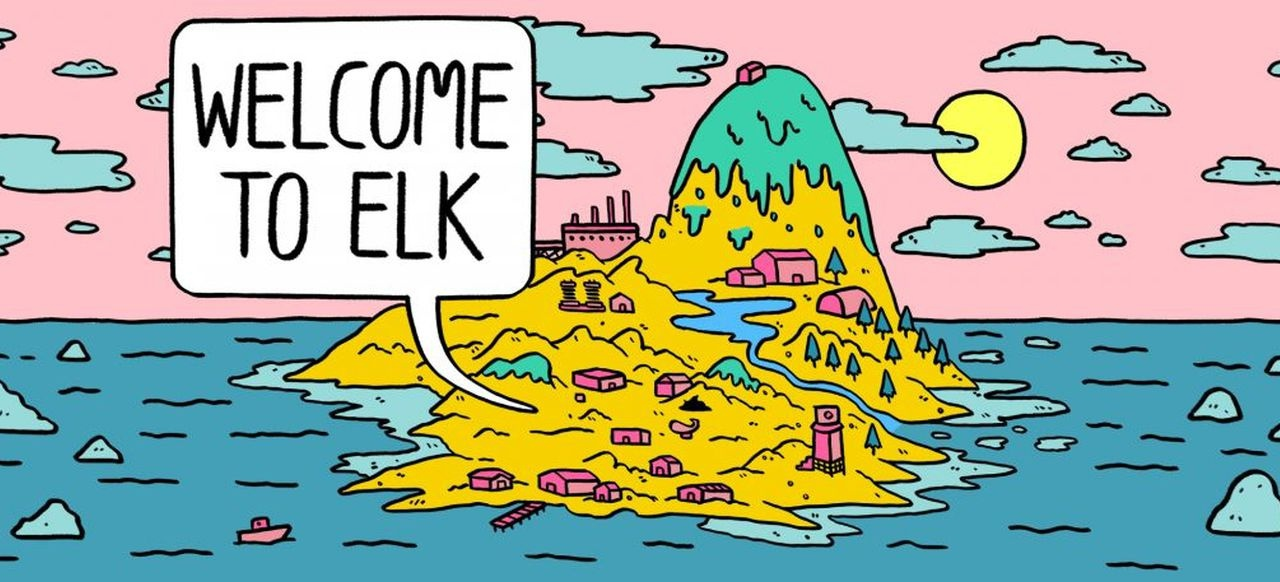 Welcome to Elk (Adventure) von Triple Topping