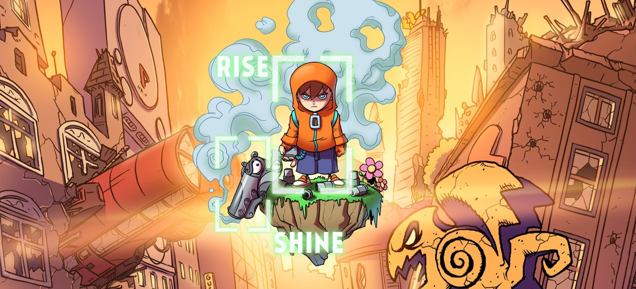 Rise & Shine (Arcade-Action) von Adult Swim Games