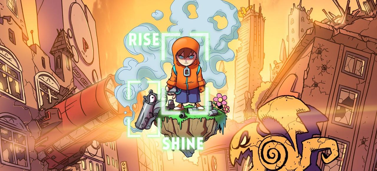 Rise & Shine (Arcade-Action) von Adult Swim Games